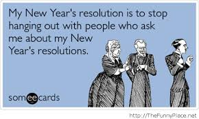A METHODOLOGY FOR NEW YEAR'S RESOLUTIONS!