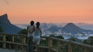 falling in love in Rio