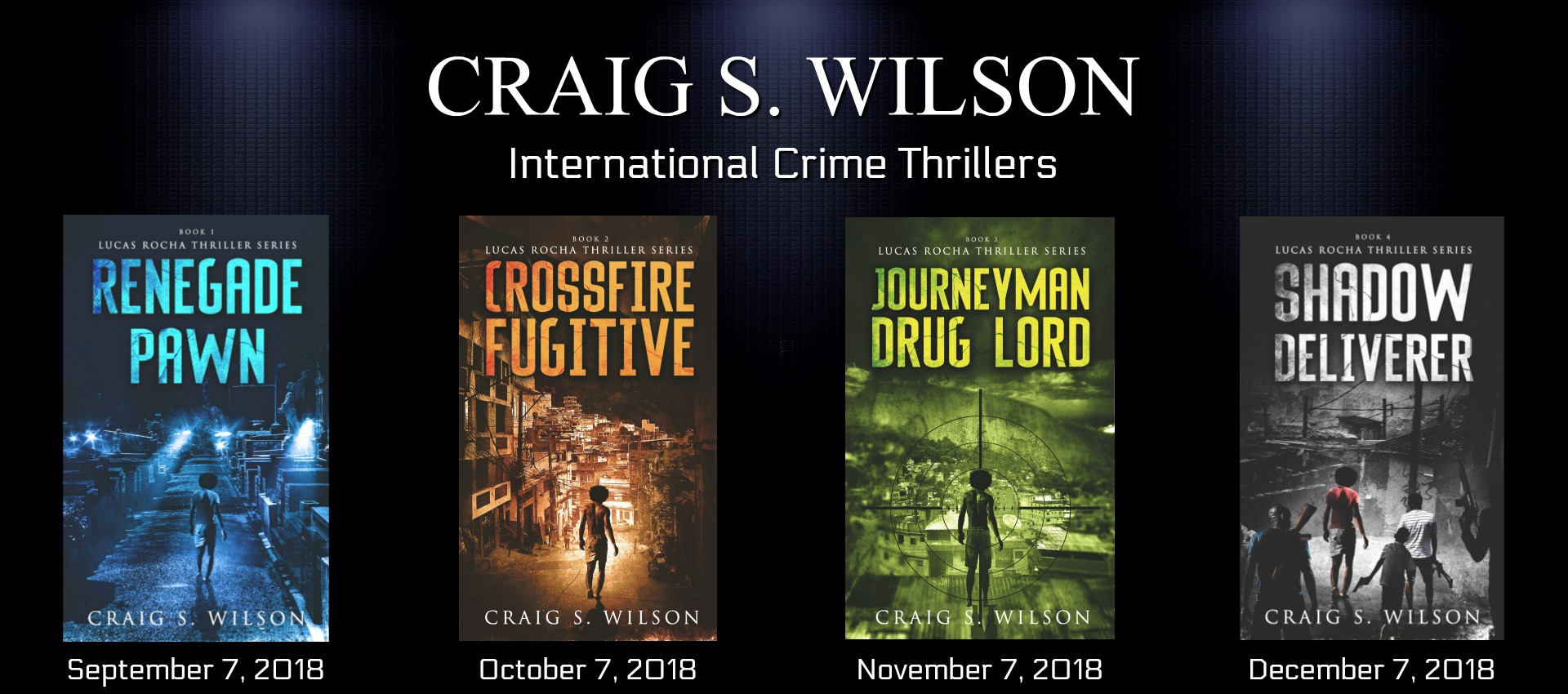 Craig S Wilson
