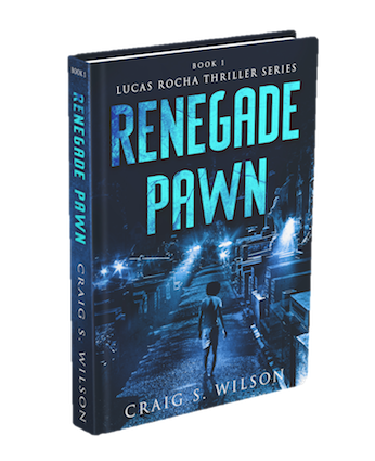 Renegade Pawn INTERNATIONAL CRIME THRILLER
