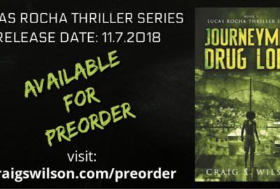 crime thriller series release