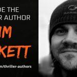 Thriller Author Jim Heskett