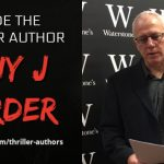 Thriller Author Tony J Forder