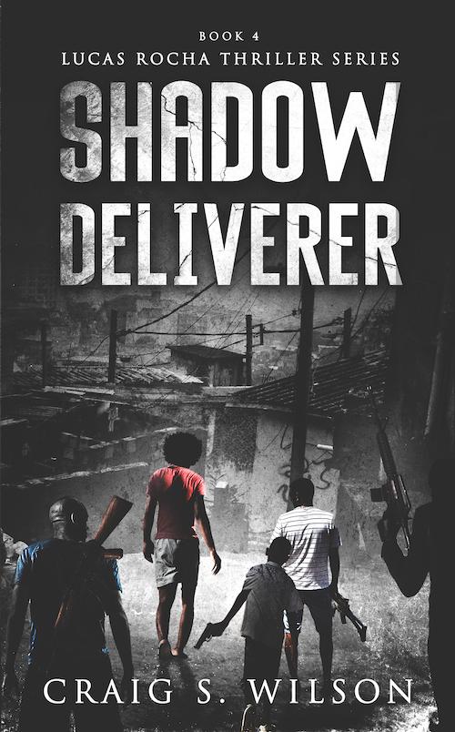 Crime Thriller Release: SHADOW DELIVERER