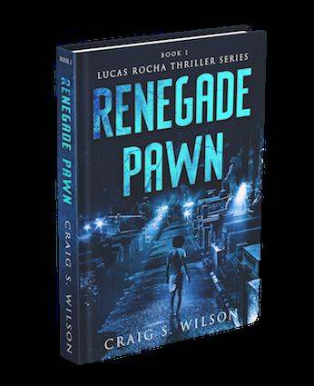 Renegade Pawn INTERNATIONAL CRIME THRILLER
