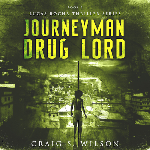 CRIME THRILLER AUDIOBOOK