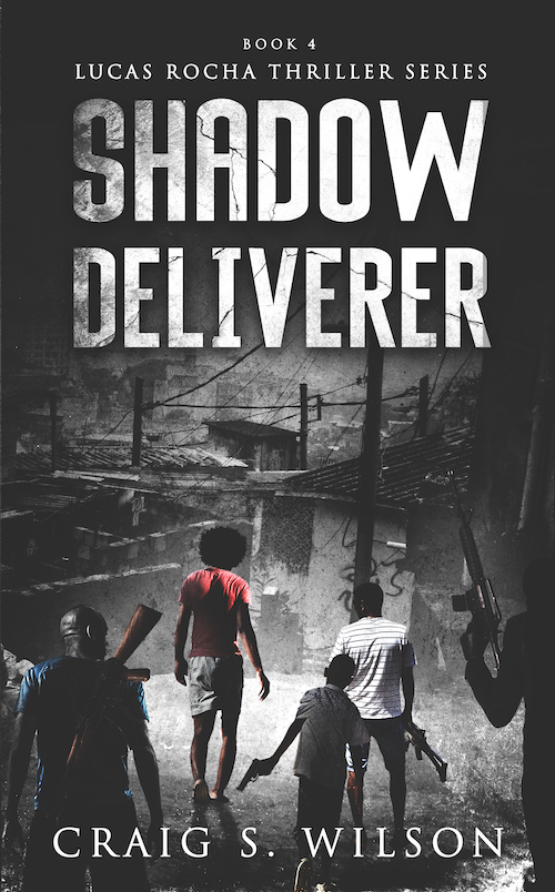 Crime Thriller Release: SHADOW DELIVERER