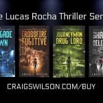 Crime Thriller Book Review: SHADOW DELIVERER